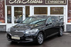 Авто Kia Quoris, 2015 года выпуска, цена 2 590 000 руб., Москва