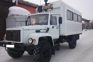 Подержанный автомобиль ГАЗ 3308, хорошее состояние, 2011 года выпуска, цена 750 000 руб., Нефтеюганск