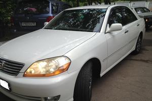 Автомобиль Toyota Mark II, отличное состояние, 2004 года выпуска, цена 300 000 руб., Омск