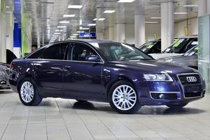 Подержанный автомобиль Audi A6, отличное состояние, 2007 года выпуска, цена 599 999 руб., Москва