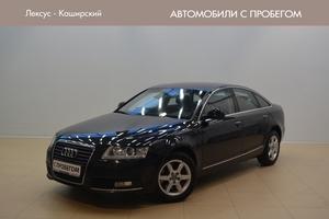 Подержанный автомобиль Audi A6, отличное состояние, 2011 года выпуска, цена 789 000 руб., Москва