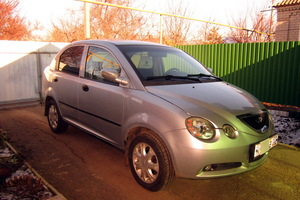 Автомобиль Chery QQ6, отличное состояние, 2008 года выпуска, цена 180 000 руб., Калининск