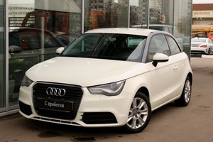 Подержанный автомобиль Audi A1, отличное состояние, 2011 года выпуска, цена 517 000 руб., Москва