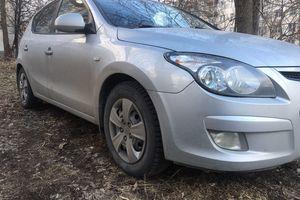 Подержанный автомобиль Hyundai i30, отличное состояние, 2010 года выпуска, цена 480 000 руб., Златоуст