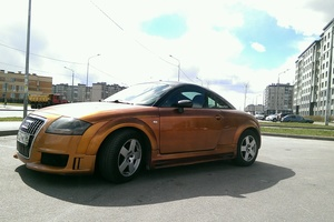 Автомобиль Audi TT, отличное состояние, 1999 года выпуска, цена 400 000 руб., Санкт-Петербург