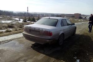 Подержанный автомобиль BMW 7 серия, хорошее состояние, 1999 года выпуска, цена 300 000 руб., Московская область
