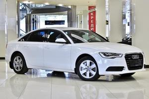 Подержанный автомобиль Audi A6, отличное состояние, 2011 года выпуска, цена 1 088 888 руб., Москва