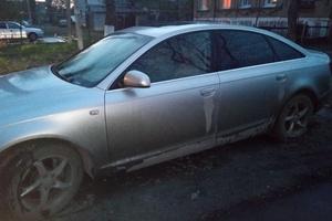 Подержанный автомобиль Audi A6, хорошее состояние, 2005 года выпуска, цена 470 000 руб., Ростов-на-Дону