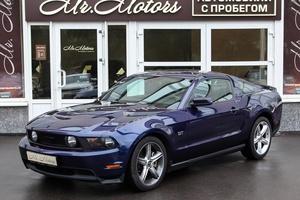 Авто Ford Mustang, 2009 года выпуска, цена 1 795 000 руб., Москва