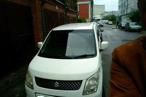 Автомобиль Suzuki Wagon R, отличное состояние, 2009 года выпуска, цена 265 000 руб., Омская область