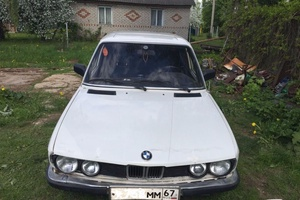 Автомобиль BMW 5 серия, отличное состояние, 1983 года выпуска, цена 65 000 руб., Смоленск