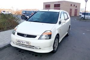 Автомобиль Honda Stream, хорошее состояние, 2001 года выпуска, цена 270 000 руб., Владивосток