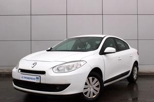 Авто Renault Fluence, 2012 года выпуска, цена 399 000 руб., Москва