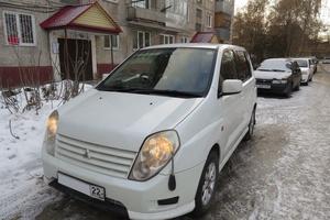 Автомобиль Mitsubishi Dingo, среднее состояние, 2000 года выпуска, цена 180 000 руб., Барнаул