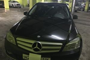 Подержанный автомобиль Mercedes-Benz C-Класс, отличное состояние, 2008 года выпуска, цена 730 000 руб., Казань