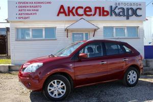 Авто Renault Koleos, 2009 года выпуска, цена 599 000 руб., Киров