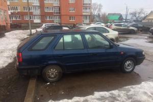 Автомобиль Skoda Felicia, среднее состояние, 1996 года выпуска, цена 59 000 руб., Уфа