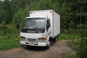 Автомобиль Isuzu N-Series, отличное состояние, 1996 года выпуска, цена 500 000 руб., Москва