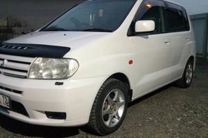 Автомобиль Mitsubishi Dingo, хорошее состояние, 2001 года выпуска, цена 200 000 руб., Тюмень