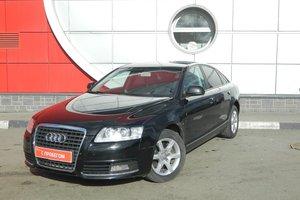 Подержанный автомобиль Audi A6, отличное состояние, 2009 года выпуска, цена 630 000 руб., Москва