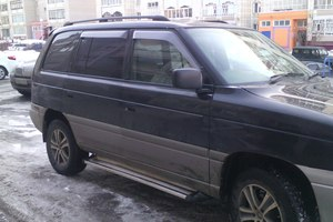 Подержанный автомобиль Mazda MPV, среднее состояние, 1997 года выпуска, цена 210 000 руб., Набережные Челны