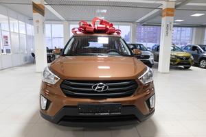 Авто Hyundai Creta, 2017 года выпуска, цена 824 000 руб., Тюмень