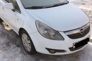 Автомобиль Opel Corsa, отличное состояние, 2007 года выпуска, цена 300 000 руб., Набережные Челны