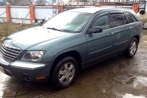 Автомобиль Chrysler Pacifica, хорошее состояние, 2005 года выпуска, цена 370 000 руб., Москва