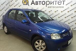 Авто Renault Logan, 2007 года выпуска, цена 235 000 руб., Санкт-Петербург