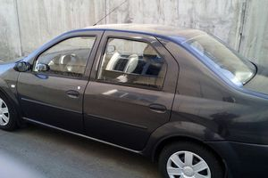 Подержанный автомобиль Renault Logan, отличное состояние, 2007 года выпуска, цена 235 000 руб., Челябинск