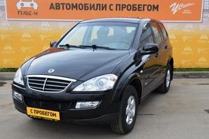 Авто SsangYong Kyron, 2014 года выпуска, цена 860 000 руб., Москва