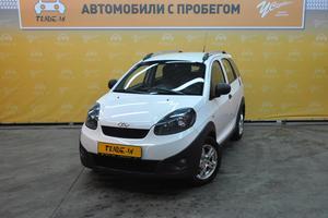 Авто Chery IndiS, 2013 года выпуска, цена 283 500 руб., Москва