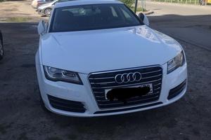 Подержанный автомобиль Audi A7, отличное состояние, 2010 года выпуска, цена 1 720 000 руб., Тюмень