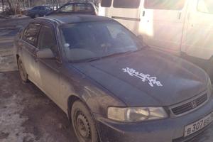 Автомобиль Honda Domani, хорошее состояние, 1997 года выпуска, цена 160 000 руб., Тюмень