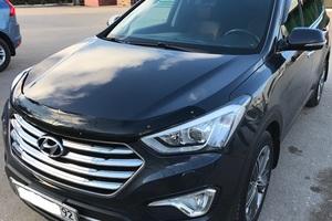 Автомобиль Hyundai Santa Fe, отличное состояние, 2015 года выпуска, цена 1 990 000 руб., Севастополь