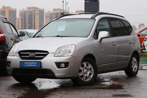 Авто Kia Carens, 2008 года выпуска, цена 389 000 руб., Санкт-Петербург