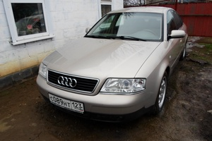 Подержанный автомобиль Audi A6, хорошее состояние, 2001 года выпуска, цена 280 000 руб., Славянск-на-Кубани