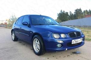 Автомобиль Rover 25, хорошее состояние, 2001 года выпуска, цена 95 000 руб., Москва и область