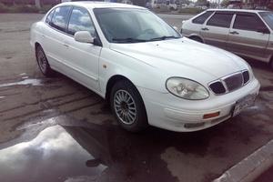 Автомобиль Daewoo Leganza, отличное состояние, 2000 года выпуска, цена 155 000 руб., Омск