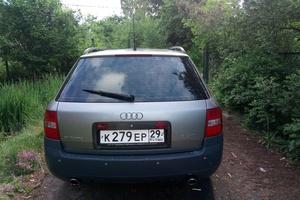 Автомобиль Audi Allroad, хорошее состояние, 2000 года выпуска, цена 295 000 руб., Санкт-Петербург