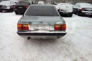Подержанный автомобиль Audi 100, хорошее состояние, 1986 года выпуска, цена 45 000 руб., Санкт-Петербург