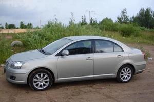 Подержанный автомобиль Toyota Avensis, хорошее состояние, 2006 года выпуска, цена 480 000 руб., Нижневартовск
