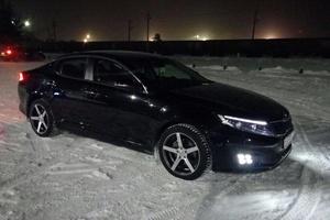 Подержанный автомобиль Kia Optima, отличное состояние, 2014 года выпуска, цена 1 200 000 руб., ао. Ханты-Мансийский Автономный округ - Югра