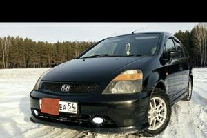 Автомобиль Honda Stream, хорошее состояние, 2002 года выпуска, цена 355 000 руб., Новосибирск
