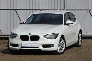 Авто BMW 1 серия, 2012 года выпуска, цена 739 000 руб., Москва