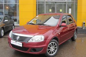 Авто Renault Logan, 2013 года выпуска, цена 349 000 руб., Москва