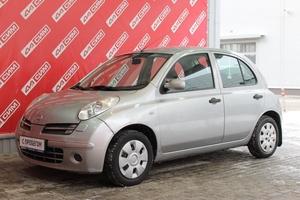 Авто Nissan Micra, 2006 года выпуска, цена 215 000 руб., Москва