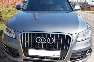 Автомобиль Audi Q5, отличное состояние, 2013 года выпуска, цена 1 510 000 руб., Шатура