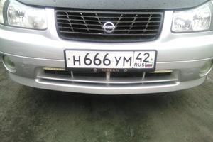 Автомобиль Nissan Liberty, отличное состояние, 2000 года выпуска, цена 200 000 руб., Прокопьевск