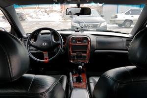 Подержанный автомобиль Hyundai Sonata, битый состояние, 2005 года выпуска, цена 180 000 руб., Химки
